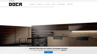 MUEBLES DE COCINA DOCA SRL | Ranking de Empresas de LAS PROVINCIAS